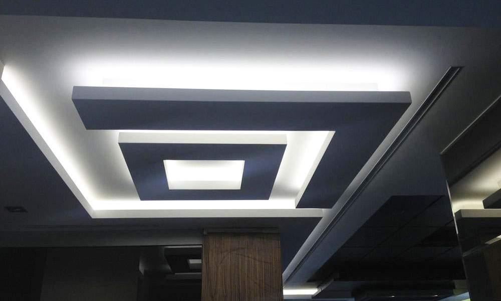 Потолок-4